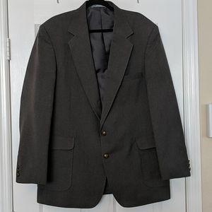 Men's HAGGAR Gray Sportcoat